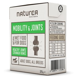 NATUREA - WET FOOD MOBILITY & JOINTS 375 GR ADULT