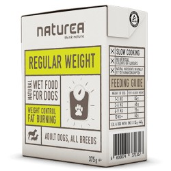Naturea - Regular Weight 375 G ( graanvrij )