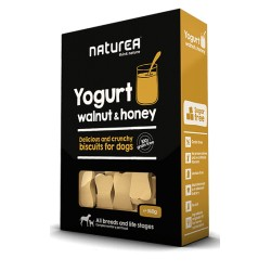 NATUREA - DOG BISCUITS YOGHURT